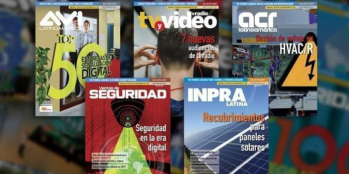 Latin Press Magazines & Media
